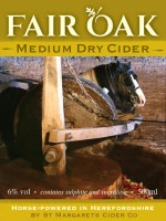 Fair Oak Medium Dry Cider